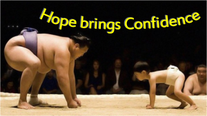 Hope brings Confidence – Sermon and Conversation Starters