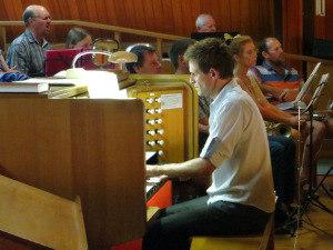 Organist with Brass @ St Petri
