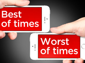 The Best of Times- The Worst of Times