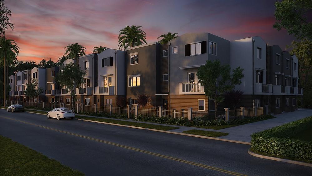 Prix de l'immobilier en 2020