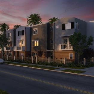 R-3 | High-Density Residential Condo/Apartments - Conceptual