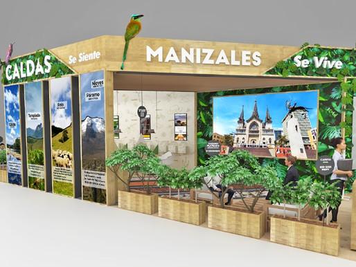MANIZALES PRESENTE EN VITRINA TURÍSTICA DE ANATO 2021