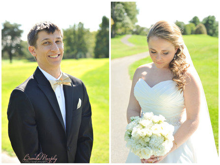 Springfield Golf & Country Club | Kerry & Vince | Springfield, VA