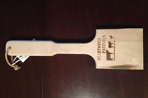 Maple BBQ Scraper