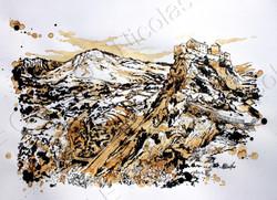 Corté panorama (Corse)