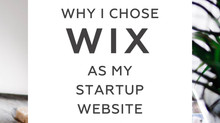 Why I Chose Wix As My Website Platform