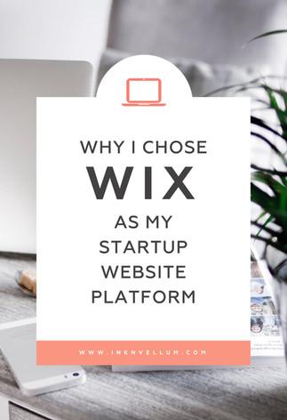 Why I Chose Wix As My Website Platform