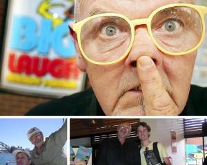 Still Poking us in the Eye - The Big Man of Australian Comedy