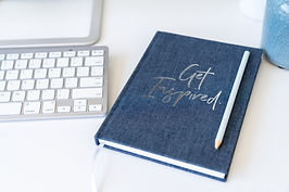 Get Inspired Book and Keyboard for Business Writing