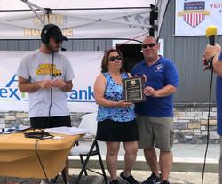 Appreciation Award to Butler Radio Network