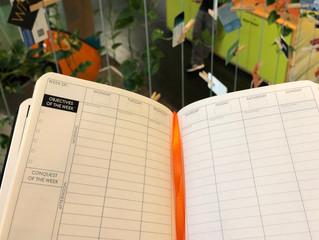 Planejamento Mensal - Os 5 passos que vão te deixar mais produtivos