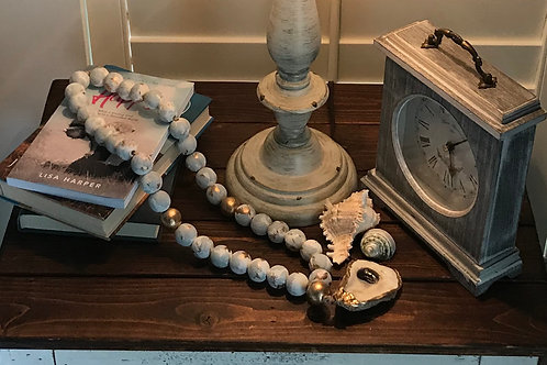 Blessing Beads: The Sea's Treasures