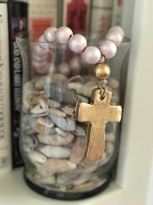 Blessing Beads: Pink Pearl