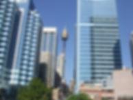 Australian City View