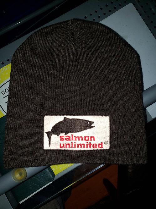 Salmon Unlimited Beanie (BLACK)