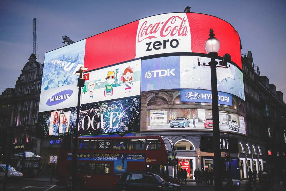 brand digital billboards