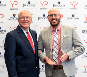 Tim Gray grayscale marketing ceo wins nashville emerging leader awards