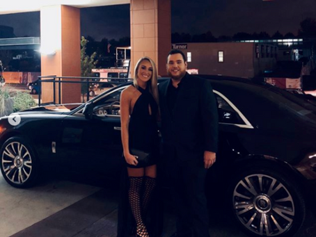 Rolls Royce and Luke Combs Partner for the CMA Awards