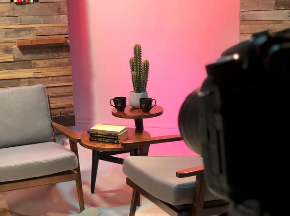 The Golden Rules studio set nashville tn grayscale marketing
