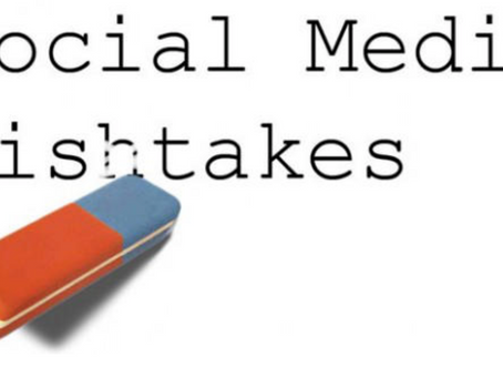 3 Social Media Mistakes You're Making Everyday