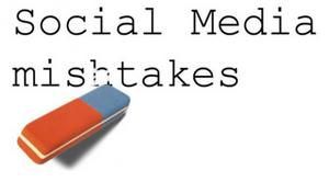 erase social media marketing mistakes