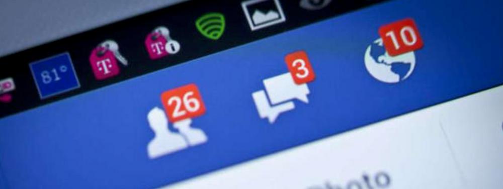 Facebook social media digital marketing
