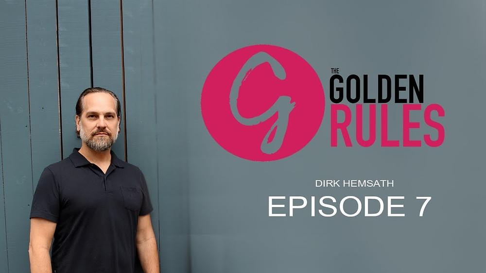 Dirk Hemsath The Golden Rules