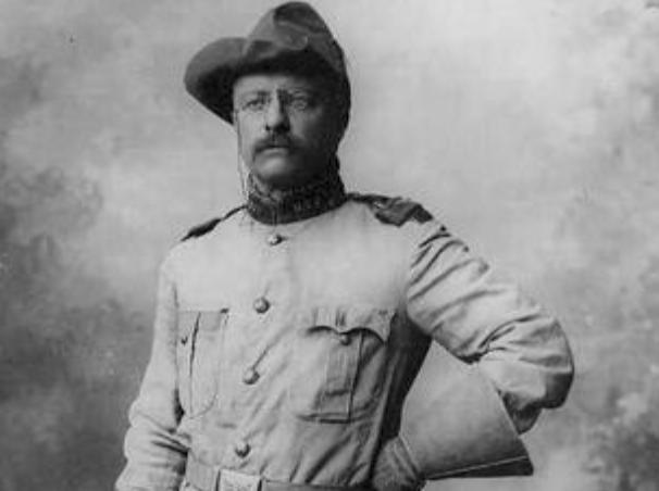 Teddy Roosevelt dare greatly
