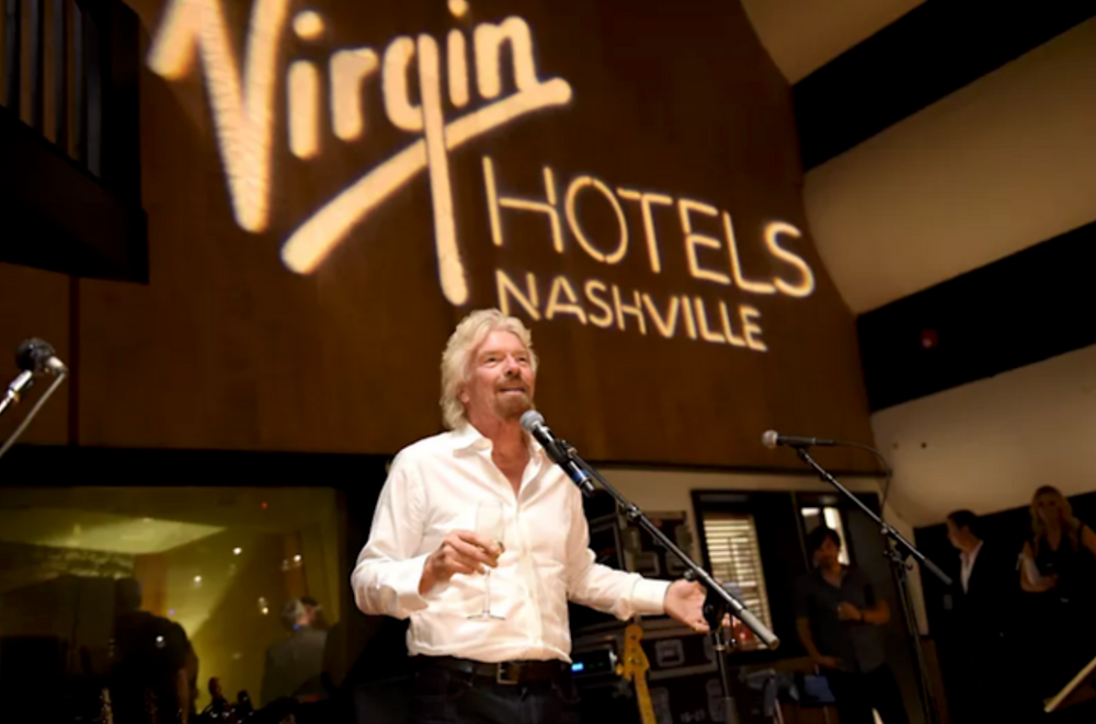 richard branson virgin hotels grayscale marketing nashville