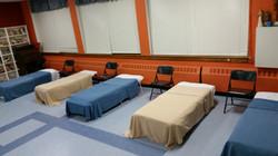 parish hall shelter OLMM