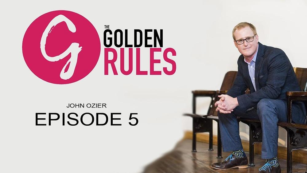 John Ozier The Golden Rules