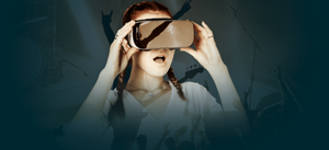 music festivals and virtual reality