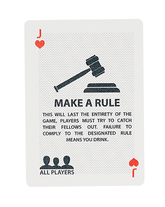 Kings Cup Rules