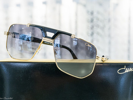 Cazal, des lunettes « Deutsche Qualität » !