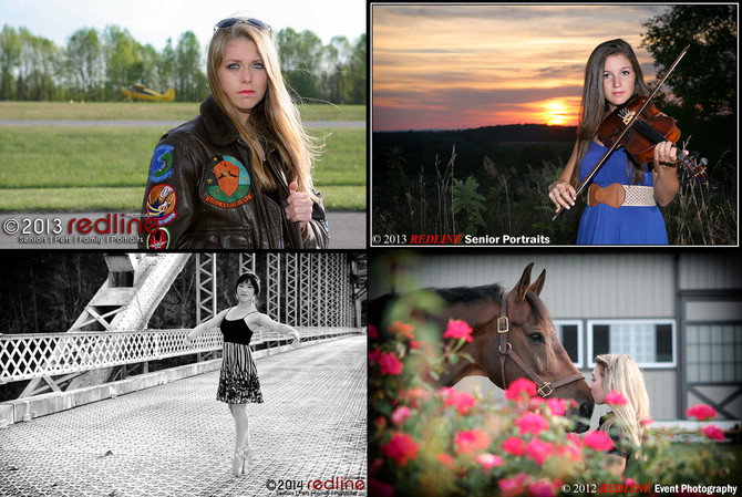 Senior Portraits: Why You should Let Redline Photography Tell YOUR Story