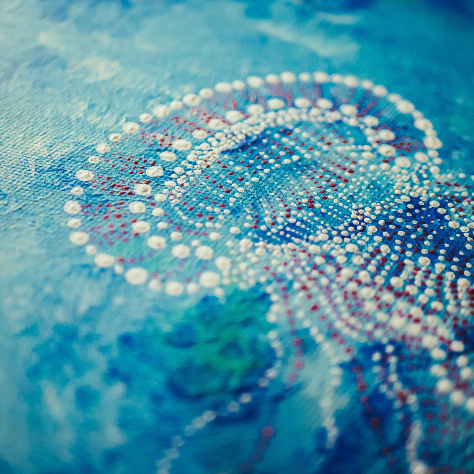 "Close-up ""Jellyfish"""