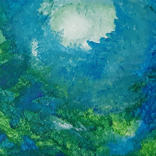 """""""Mysterious landscape"""""""