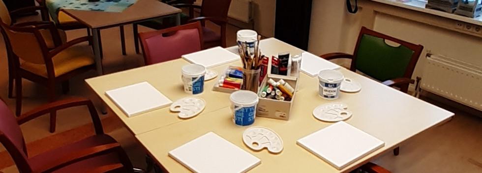 Voorbeeld workshop setting