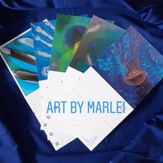 Kunstkaarten op bestelling