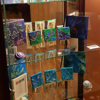 Miniaturen expositie