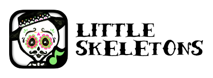Little Skeletons/Esqueletitos