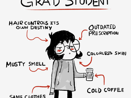 Drab Grad Life