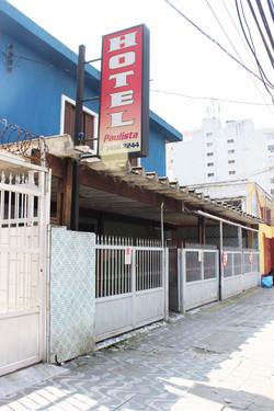 Hotel Paulista em São Vicente