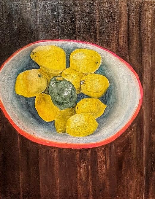 A Moldy Lemon
