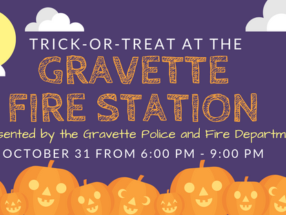 Trick-or-Treat at the Fire Station