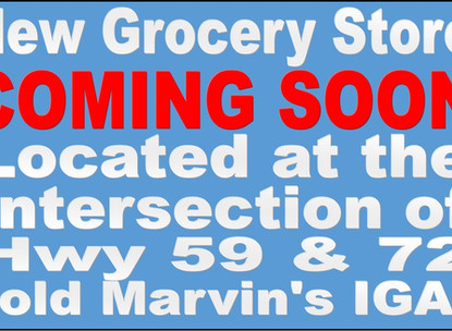 It's Official: New Grocery Store Coming to Downtown Gravette