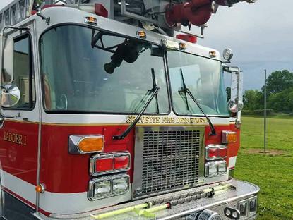 Seeking Volunteer Firefighters