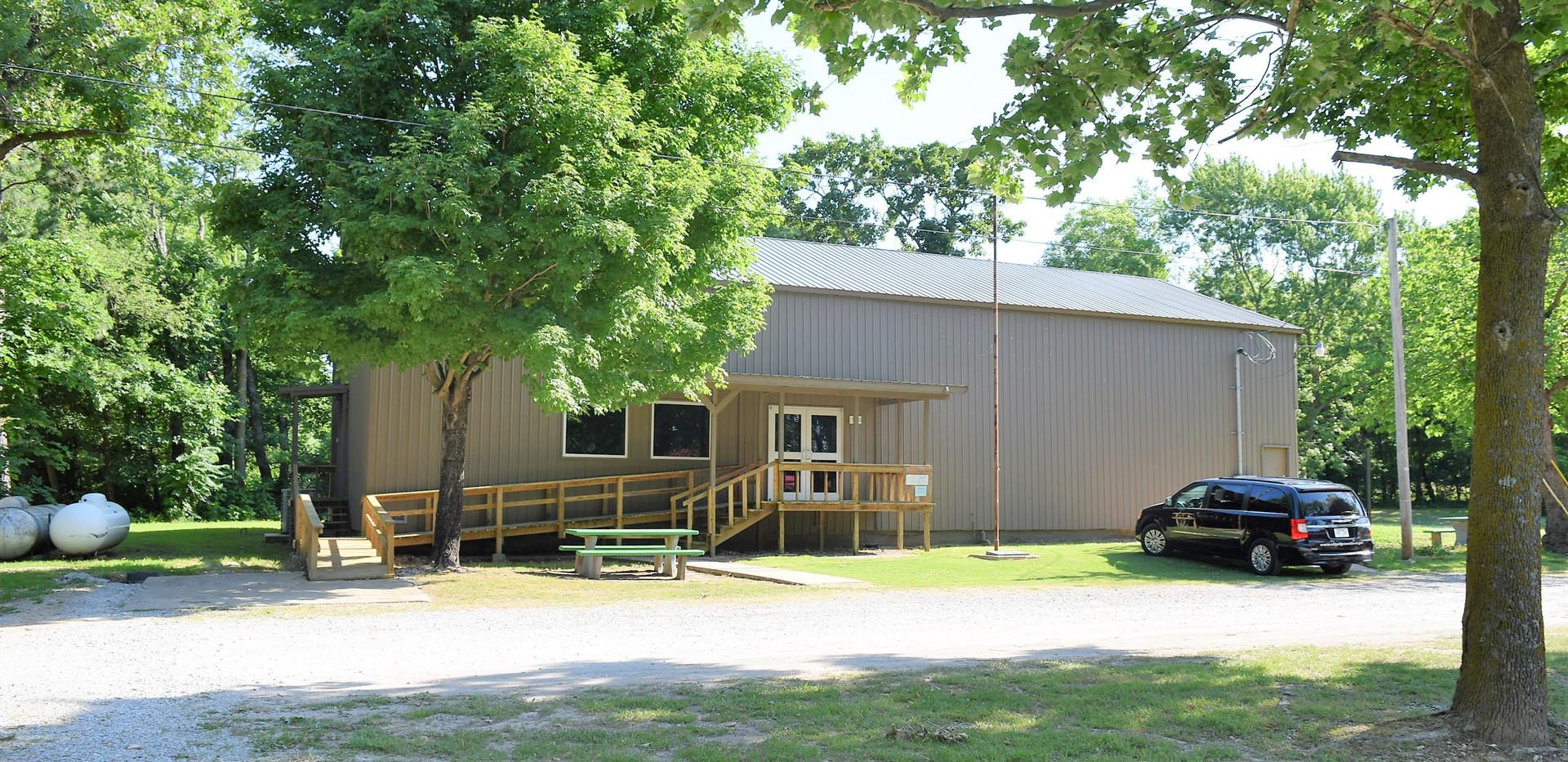 Hiwasse Community Building
