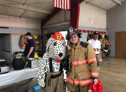 Fire Department Accepting Volunteer Applications