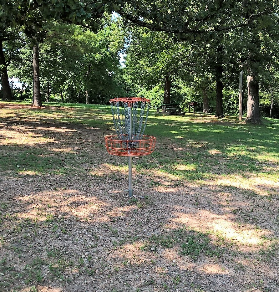 Disc Golf at Old Town Park